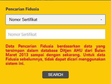 Fidusia Ahu Online
